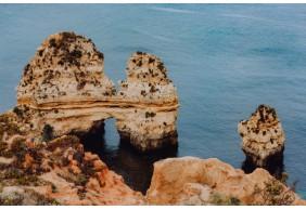 葡萄牙卡米洛海滩风景
