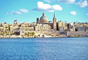 欧洲马耳他风景