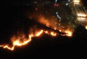 西昌森林大火24小时救援记录